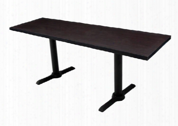 "48"" X 24"" Cain Training Table By Regency Furniture"