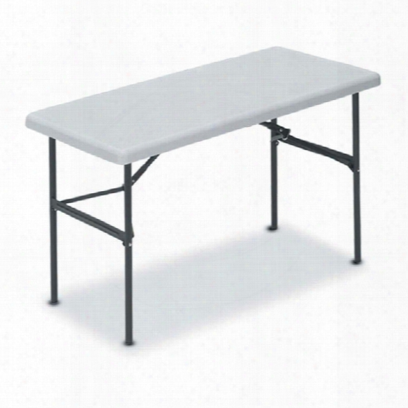 "48"" X 24"" Ultra Lite Banquet Table By Lorell"