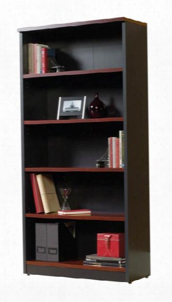 5 Shelf Bookcase By Sauder
