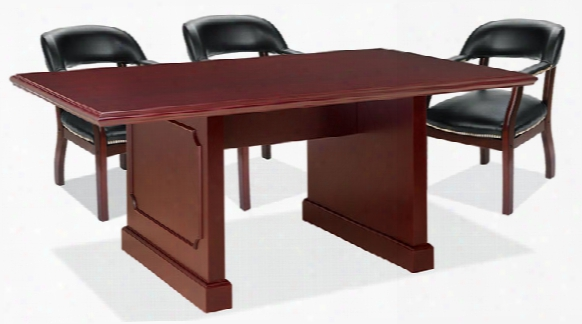 6' Veneer Conference Table By Furniture Design Group