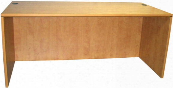 """60"""" X 30"""" Desk Shell By Office Source"""