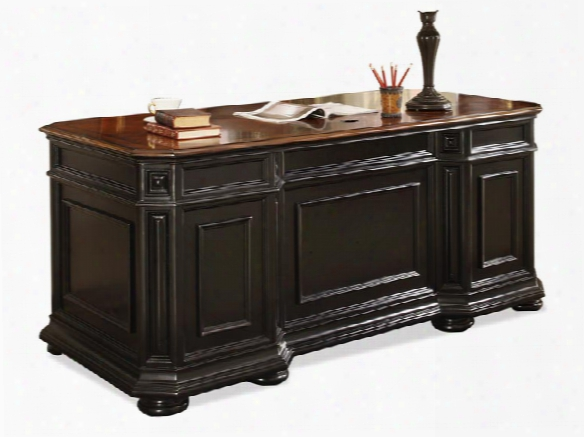"69"" Executive Desk By Riverside"