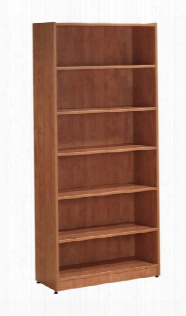 "71"" High Bookcase By Office Source"