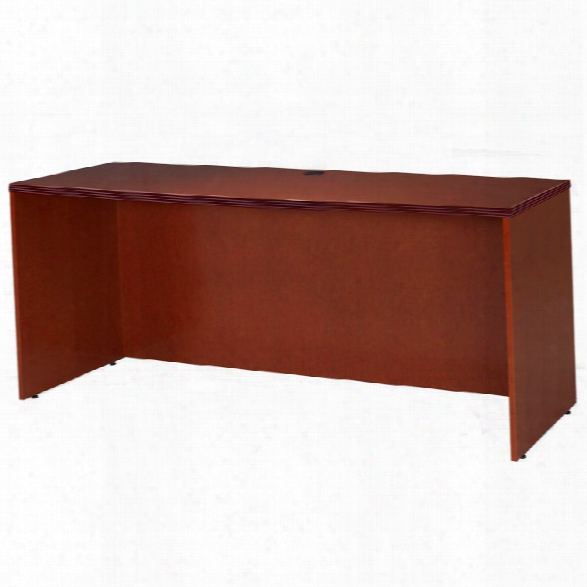 "72"" X 20"" Wood Veneer Rectangular Credenza Shell By Rudnick"