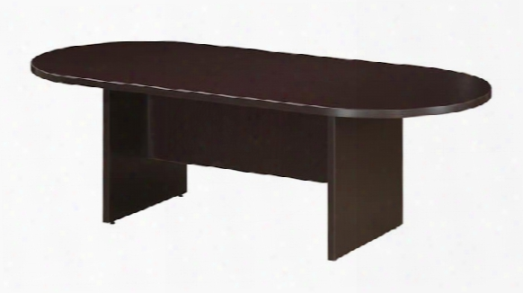 8' Racetrack Conference Table By Office Source