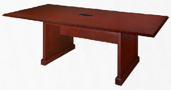 8' Traditional Conference Table By Regency Furniture