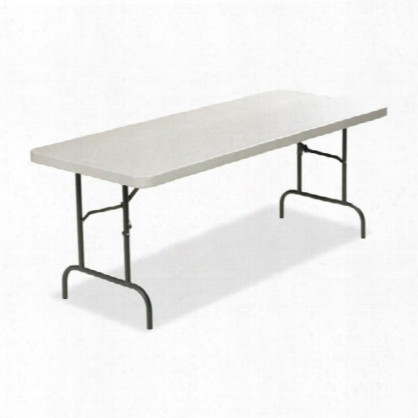 "96"" X 30"" Ultra Lite Banquet Table By Lorell"