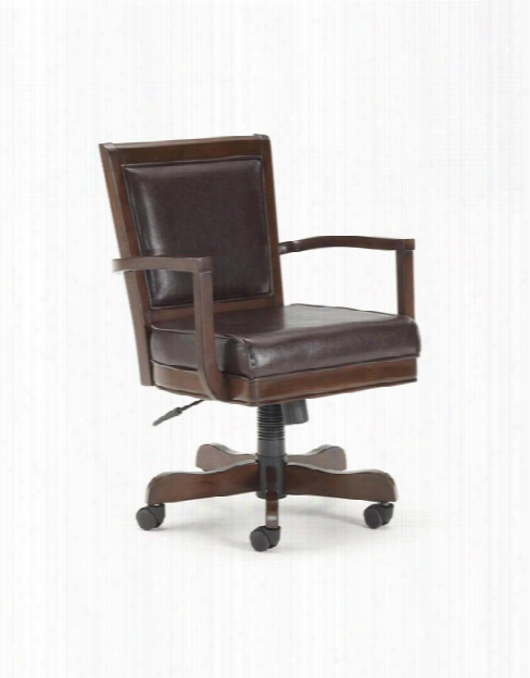 Ambassador Adjustable Height Office Chair By Hillsdale House