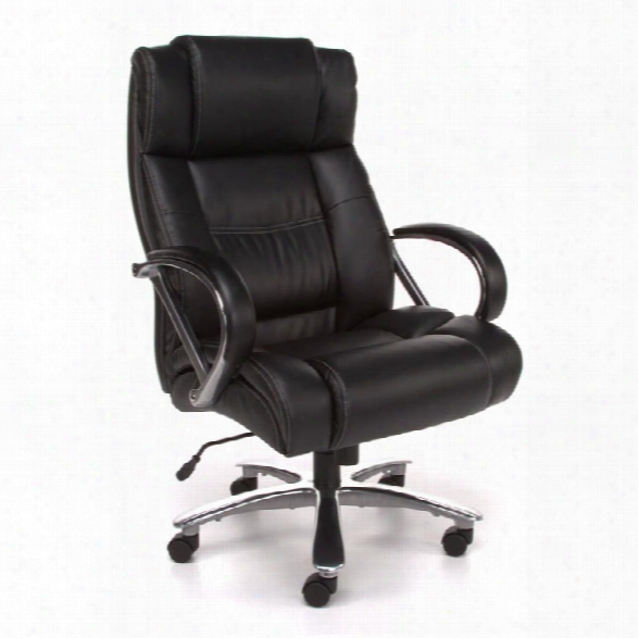 Big And Tall Executive Chair By Ofm