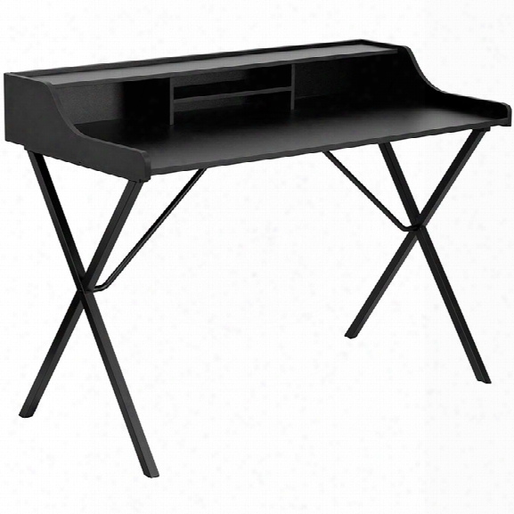 Black Computer Desk By Innovations Office Furniture
