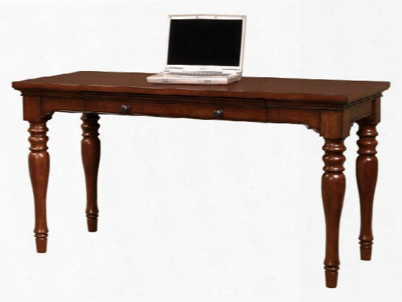 """Charlestown 60"""" Writing Desk In The Name Of Aspen Home"""