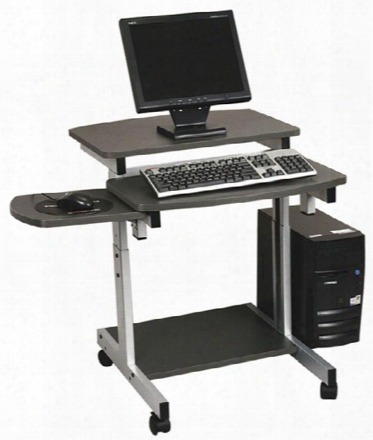 Compact Pc Workstation By Buddy Products