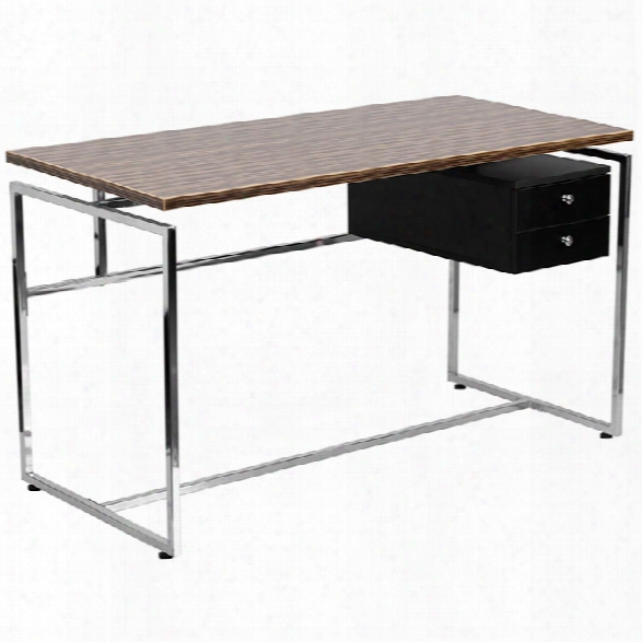 Computer Desk With Two Drawer Pedestal By Innovations Office Furniture