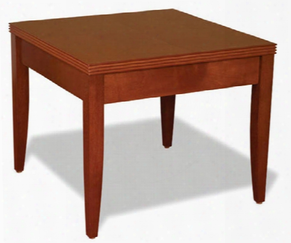 Contemporary End Table By Rudnick