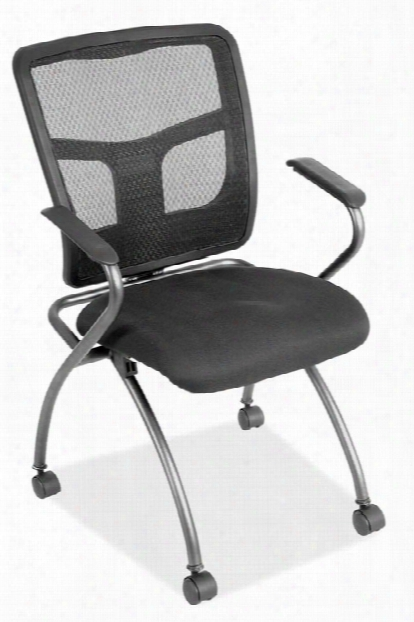 Cool Mesh Nesting Chair By Office Source
