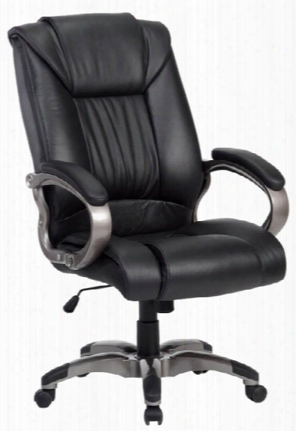 Deluxe Leather Big & Tall Chair By Harwick Chairs