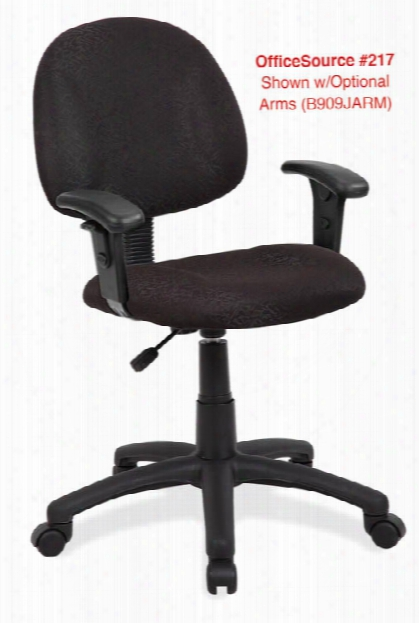 Deluxe Posture Chair With Arms By Ooffice Source