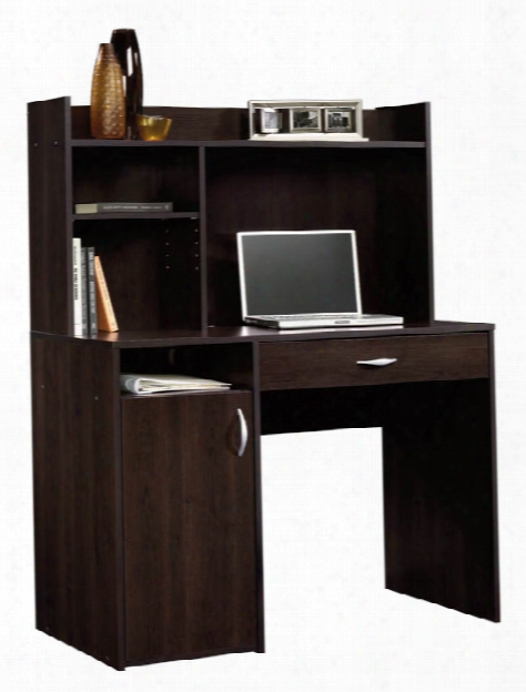Desk With Hutch By Sauder