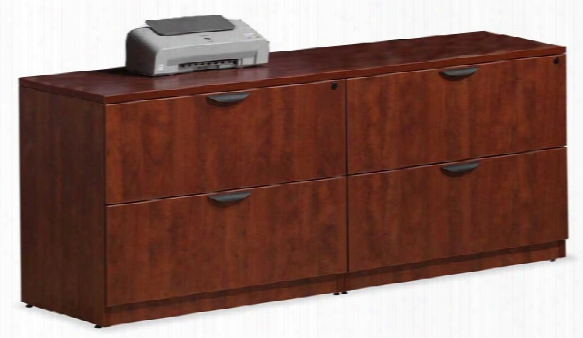 Double Lateral File Storage By Office Source