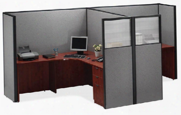 Double Workstation By Office Source