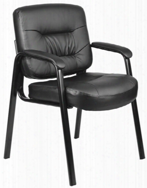 Executive Guest Chair With Arms By Office Source