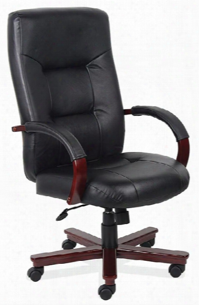 Executive High Back Chair By Office Source