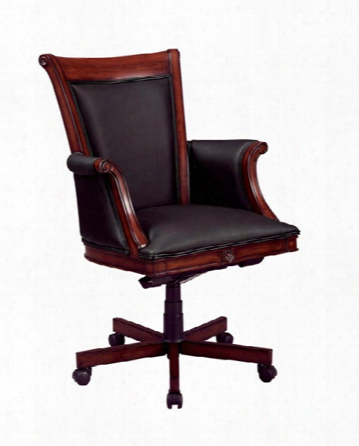 Executive High Back Leather Chair By Dmi Office Furniture