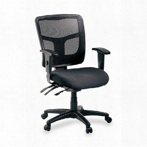 Executive Mid Back Chair By Lorell