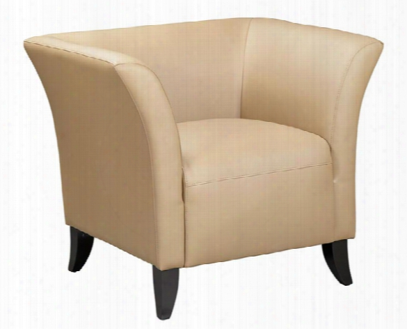 Flared Arm Chair By Office Source