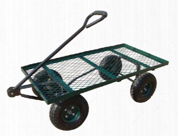Flat Wagon By Sandusky Lee