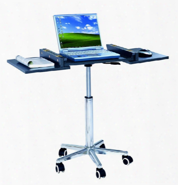 Foldable Laptop Cart By Techni Mobili