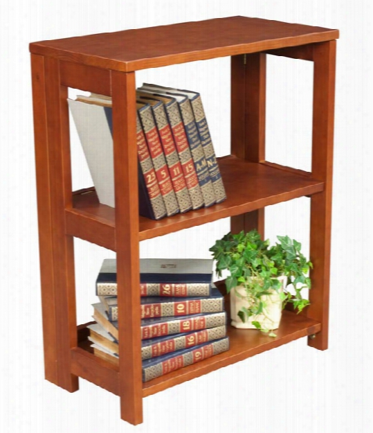 Folding Bookcase By Regency Furniture