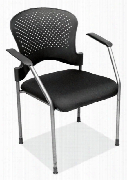 Guest Chair With Arms By Office Source
