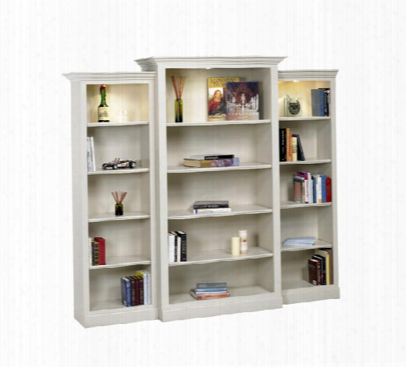 Hampton 3 Piece Wall Unit By A & E Wood Designs