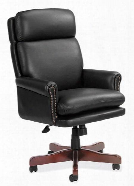 High Back Executive Chair By Office Source