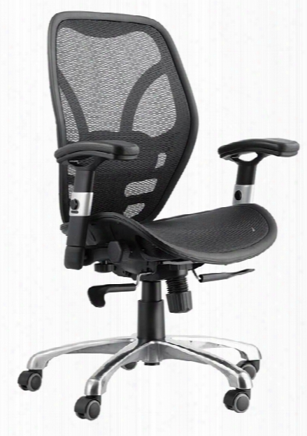 High Back Executive Mesh Chair By Marquis