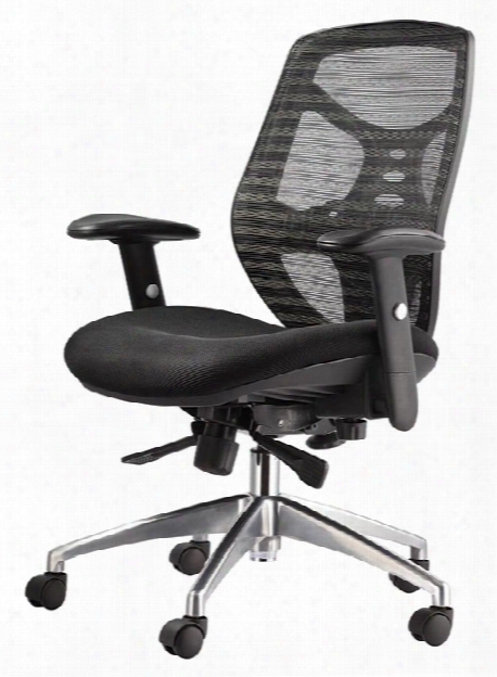 High Back Managerial Chair By Marquis