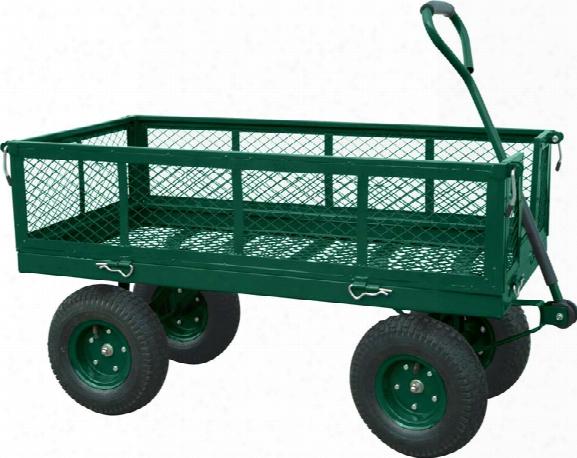 Jumbo Crate Wagon By Sandusky Lee
