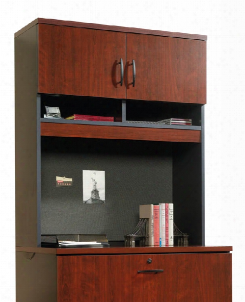 Lateral File Hutch By Sauder