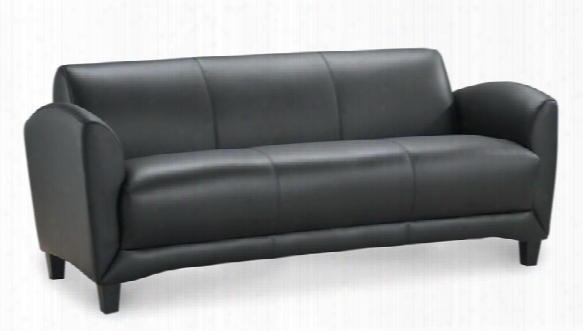 Leather Sofa By Office Source