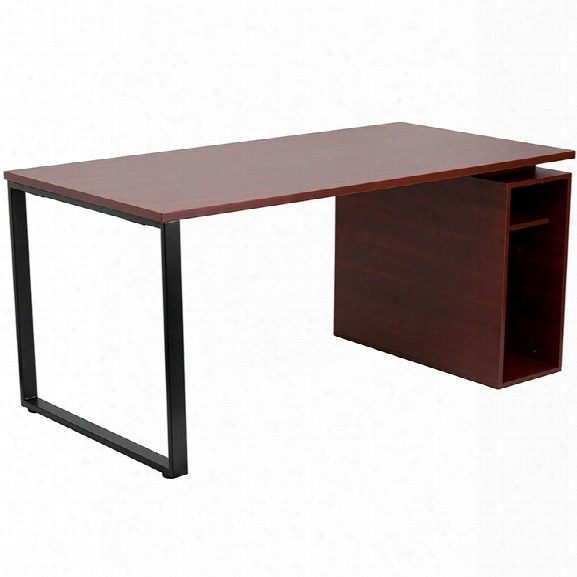 Mahogany Computer Desk By Innovations Office Furniture