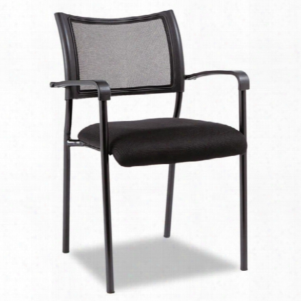 Mesh Back Guest Chair By Alera