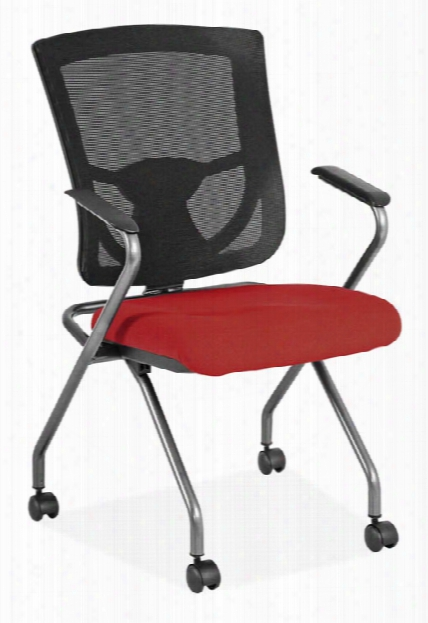 Mesh Back Nesting Chair 8094tns By Office Source