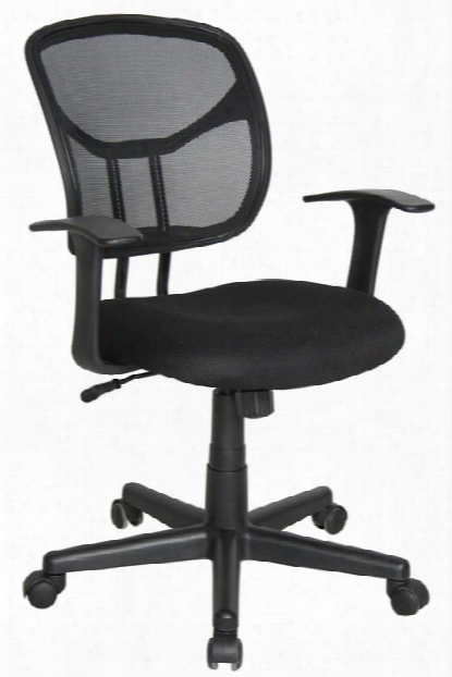 Mesh Back Task Chair By Essentials