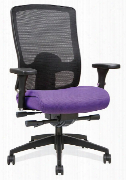 Mesh Deluxe Task Chair By Office Source