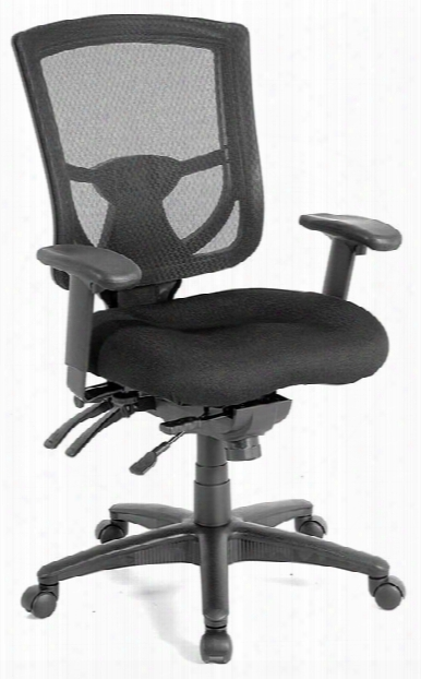 Mesh Mid Back Chair By Office Source