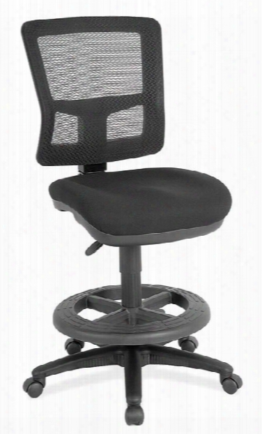 Mesh Task Stool By Office Source