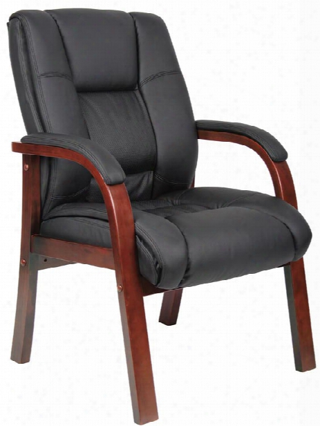Mid Back Guest Chair By Boss Office Chairs