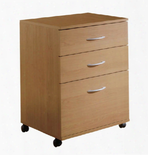 Mobile Filing Cabinet By Nexera