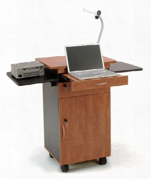 Multimedia Cart By Oklahoma Sound